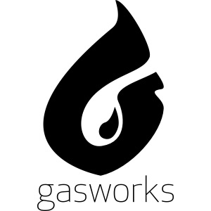 Gasworks Logo Tee
