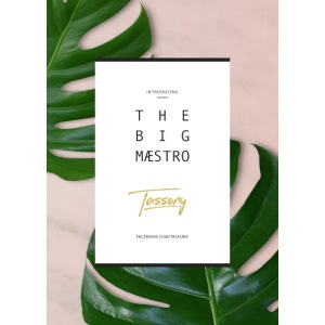 Tassony manifesto - canotta