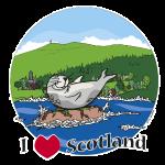 I heart Scotland