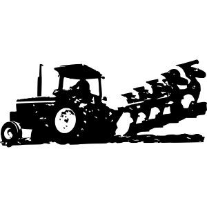 JD w plow