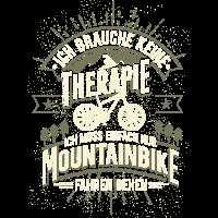 Mountainbike Therapie