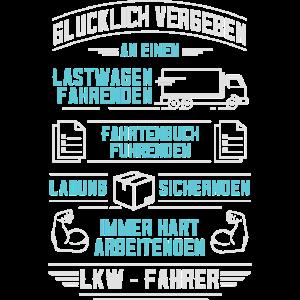 LKW-Fahrer Vergeben