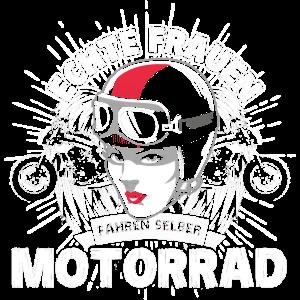 Motorrad Frauen