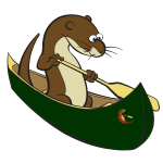 greencanoewithsticker