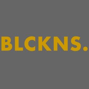 BLCKNS Gold png