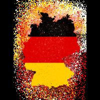 Deutschland Abstract