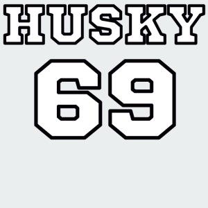 Koszulka damska z kontrastowymi wstawkami Husky69