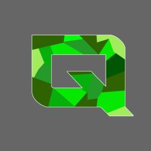 QeAr Clan Green Logo