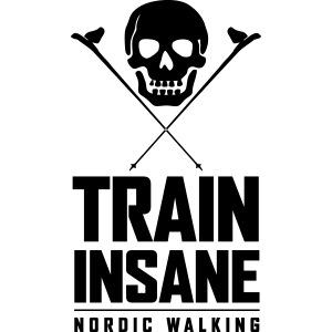 Nordic Walking - Skull