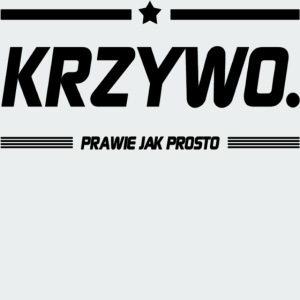 Damska Koszulka Premium KRZYWO