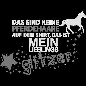 Glitzer Pferd