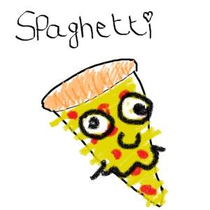 spaghetti trui