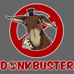 Donk Buster - scritta rossa