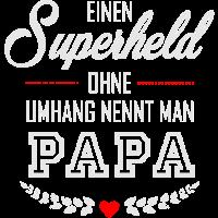 Superheld Papa