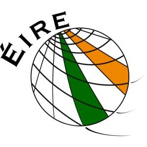 Irland Fußballmotiv