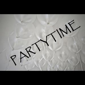 Partytime Luftballons