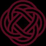 Keltischer Knoten hohl