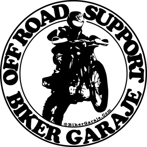 Off Road Support Black