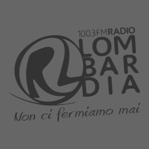 Uomo - Maglietta - Logo Nero