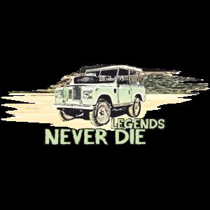 LandRover Defender Serie