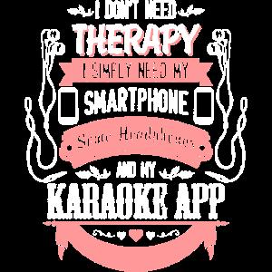 karaoke - Singen mit Karaoke App