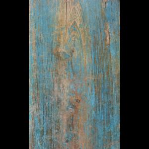 Blaue Holz - Blue Peeling Paint Wood