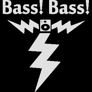 Bass! Bass! Power