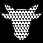 OXen Pepita – Black/White