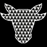 OXen Pepita – White/Black