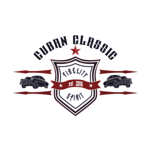 Cuban-Classic -crest car-