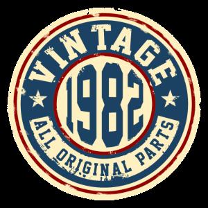Vintage 1982
