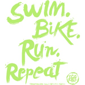 Swim. Bike. Run. Repeat