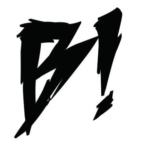 Bones Noize: Black Logo