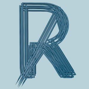 RATWORKS - R1 Logo Blue