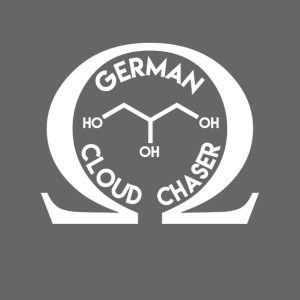 GCC Logo White