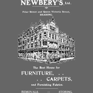 Newbery's Furniture Shop Reading