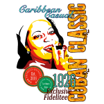 Caribbean Cigar Lady