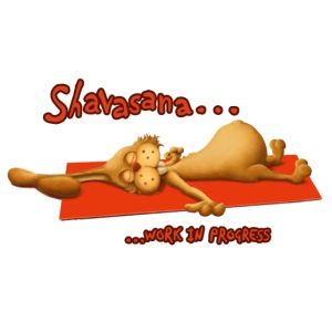 Time for Shavasana