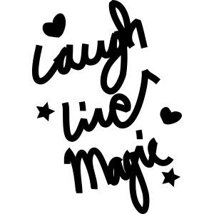laugh live magic