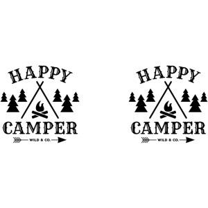 Happy Camper Tasse