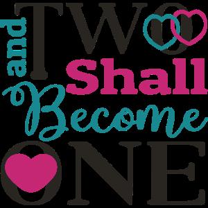 Wenn zwei zu einem werden