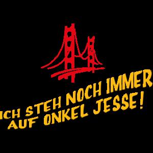 Onkel Jesse Full House Fan Geschenk Lustig Witzig