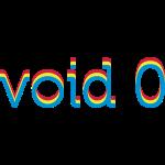 Coders Choice: void 0
