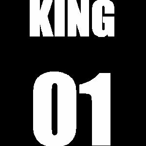 KING01 T-SHIRT