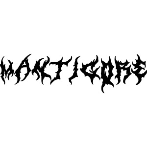 Mantigore Logo Black