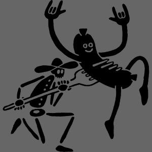 Wurst und Kauboi