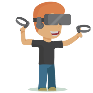 Virtual Reality Dude