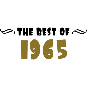 the best of -- 1965