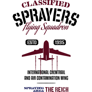 Classified Sprayers - Flying Squadron