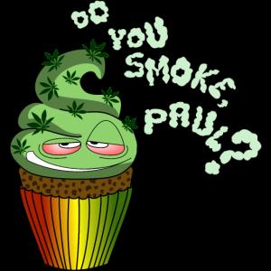 Do you smoke, Paul?